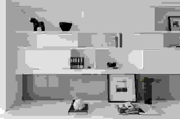 書房: 現代  by 存果空間設計有限公司, 現代風