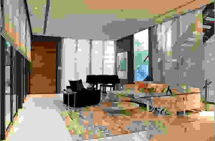 Modern living room by E&U Modern Metal