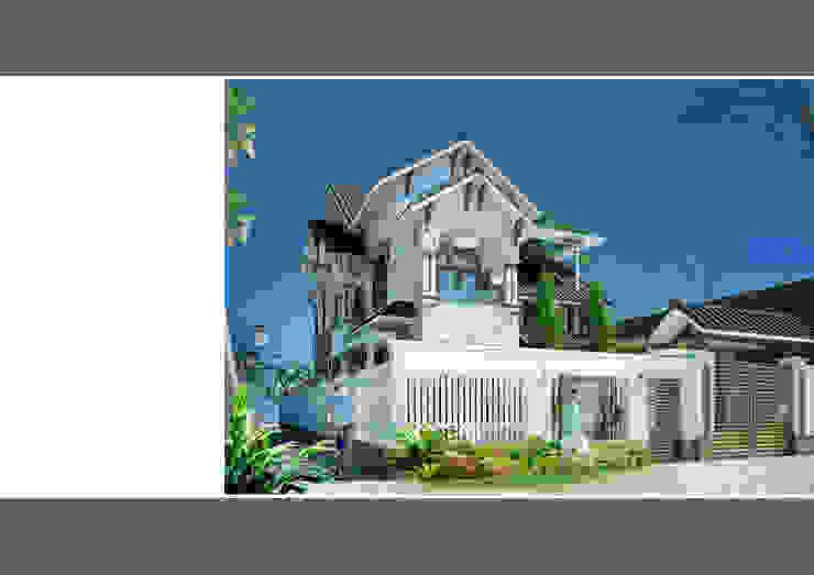 Biệt thự nghỉ dưỡng cao cấp/Luxury Villas bởi CÔNG TY CỔ PHẦN HAVEN (HAVEN ARCHITECHTURE AND CONSTRUCTION)