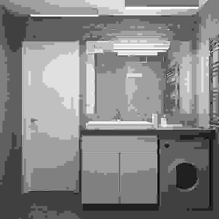 ДизайнМастер Modern Bathroom Grey