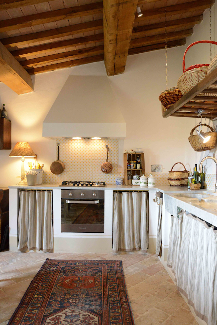 TCC_COUNTRYHOUSE Caterina Raddi Cucina rurale