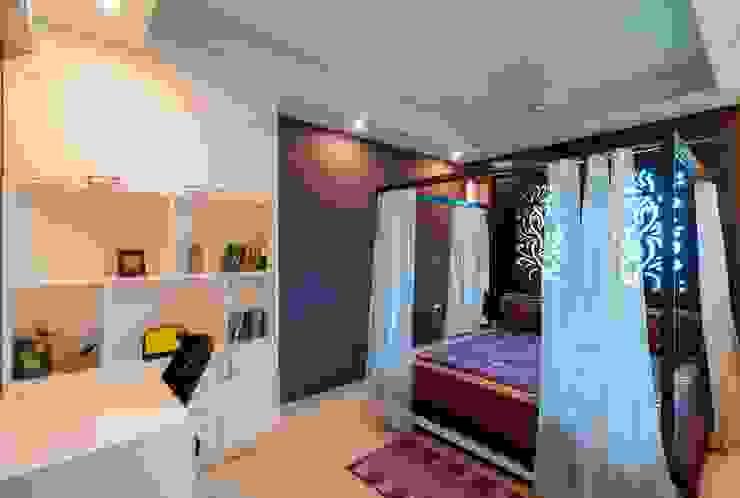 Kids Bedroom Modern style bedroom by Vivek Shankar Architects Modern MDF