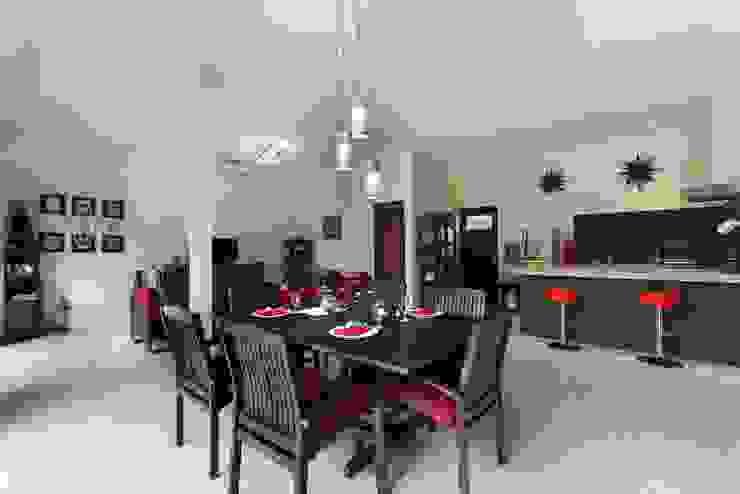 Dining Room Oleh Credenza Interior Design Asia