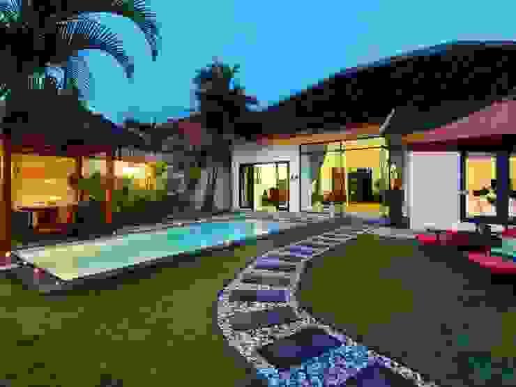 Swimming Pool Villa 1 Oleh Credenza Interior Design Asia