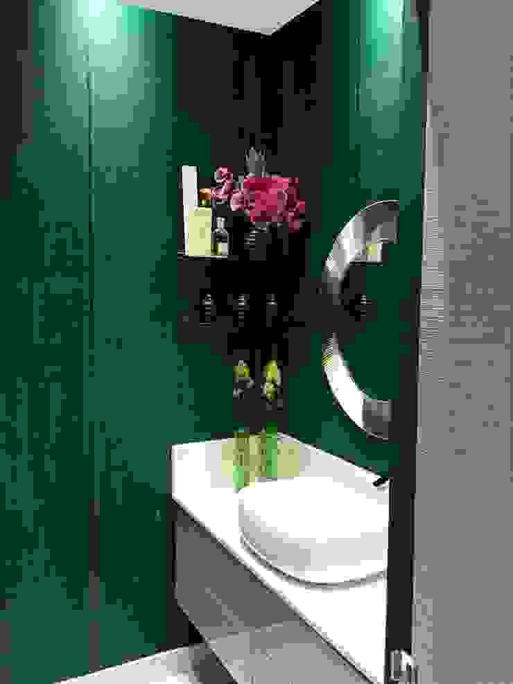 Guest Bathroom by Karen Robert