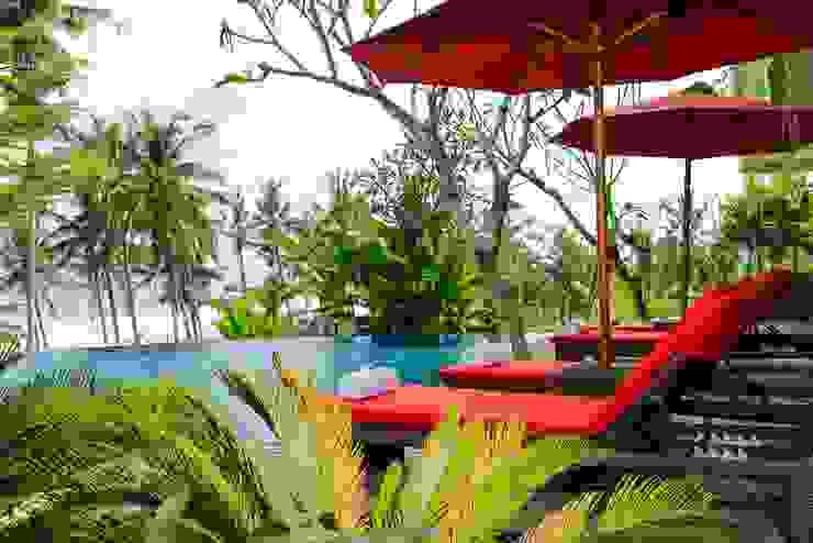 Credenza Interior Design สระว่ายน้ำ สิ่งทอ Red