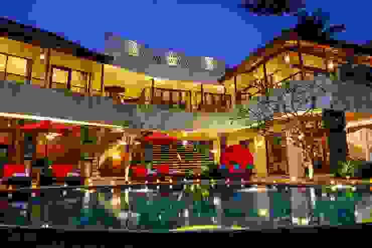 Credenza Interior Design สระว่ายน้ำ