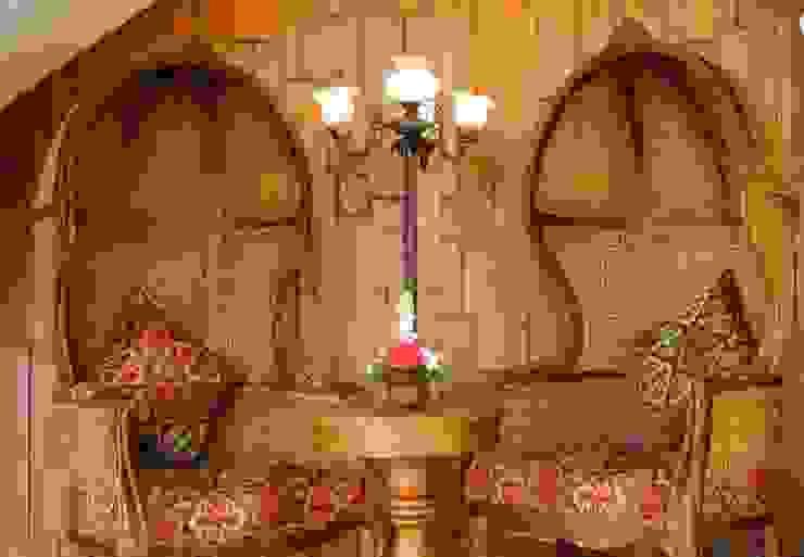 Credenza Interior Design ระเบียง นอกชานเฟอร์นิเจอร์