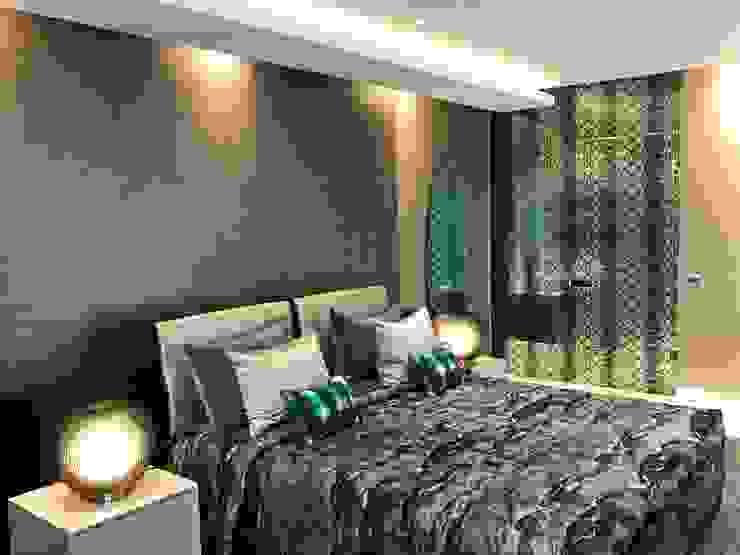 Main Bedroom by Karen Robert