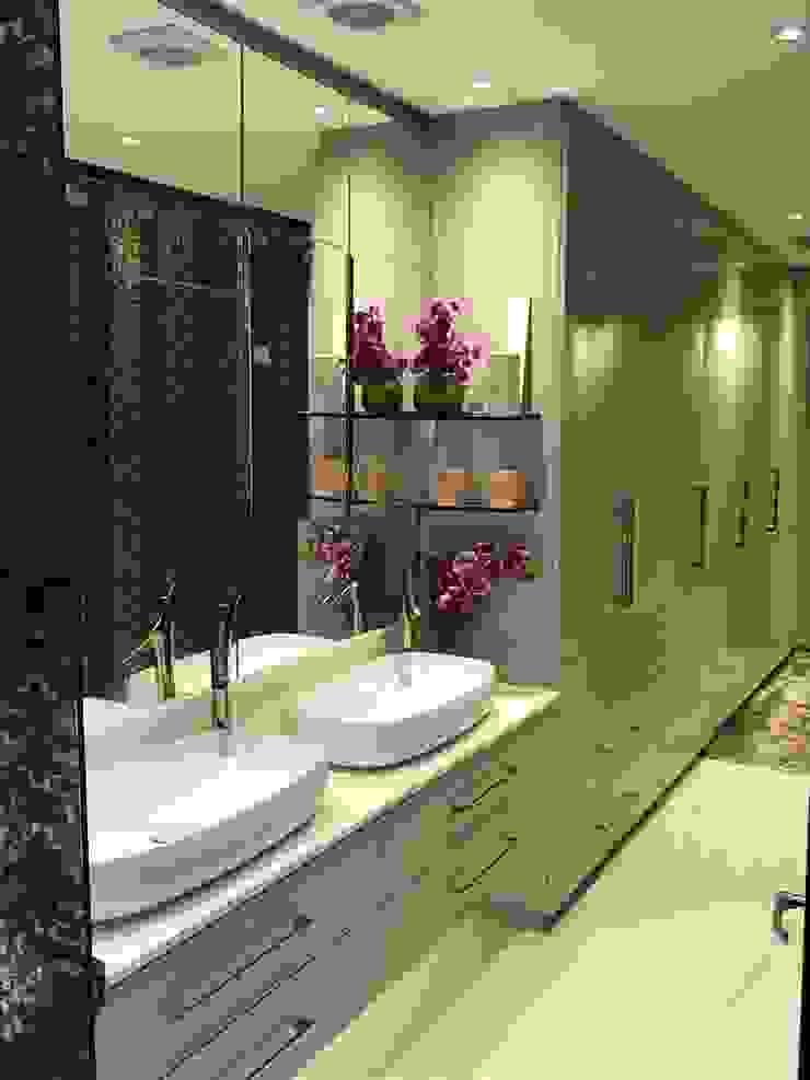 Main Bathroom by Karen Robert