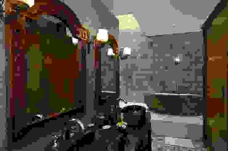 Credenza Interior Design ห้องน้ำของตกแต่ง