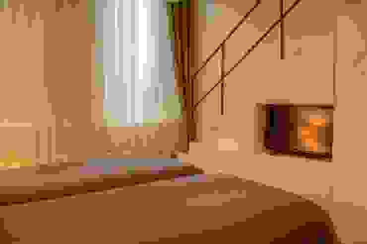 Hotel 4 estrelas, Braga Hotéis clássicos por MIA arquitetos Clássico Madeira Acabamento em madeira