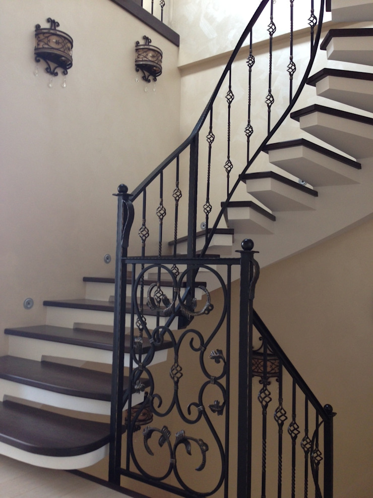 Euroscala Pasillos, vestíbulos y escaleras de estilo clásico