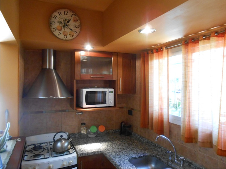 Dario Basaldella Arquitectura Cozinhas clássicas Bege