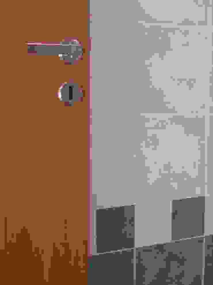 Dario Basaldella Arquitectura Classic style bathroom Blue