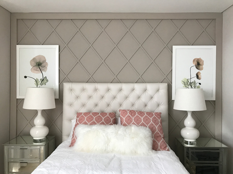 Eclectic style bedroom by Ecologik Eclectic Wood Wood effect