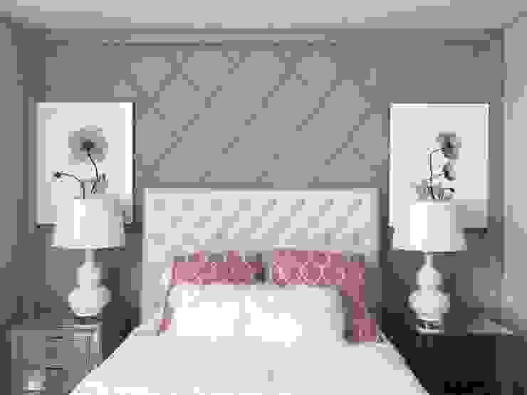 Phòng ngủ phong cách chiết trung bởi Ecologik Chiết trung Gỗ Wood effect