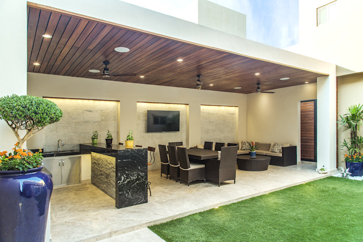 by S2 Arquitectos Modern