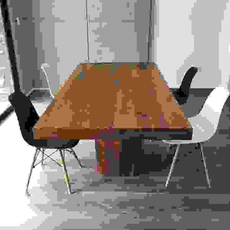 modern  von Segusino Muebles Condesa, Modern Holz Holznachbildung