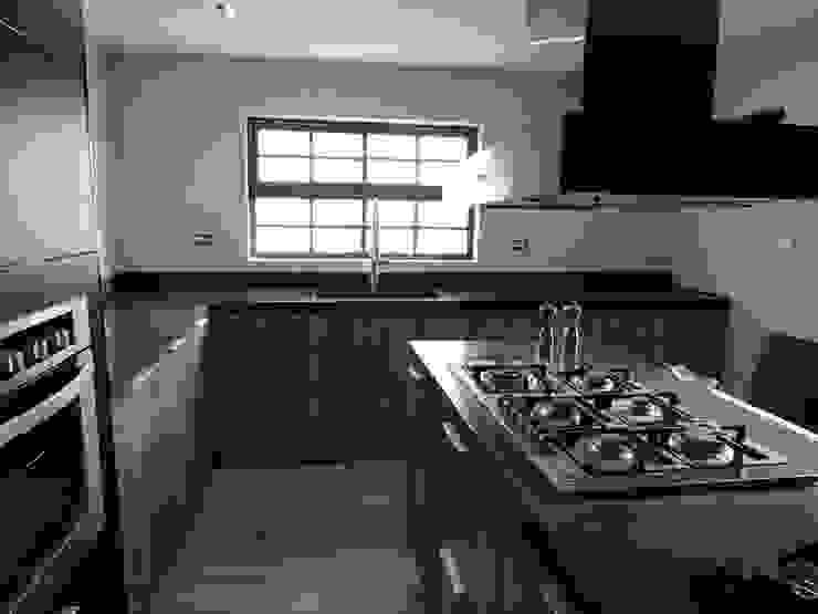 Cubierta de concreto Negro Pitaya CocinaMesadas de cocina Concreto reforzado Negro