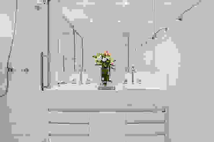 Apto NN_ 120m² Carolina Kist Arquitetura & Design Banheiros modernos