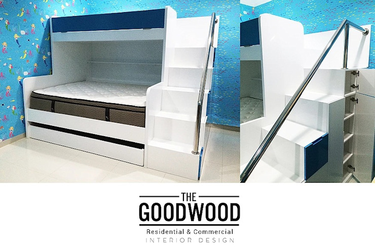 The GoodWood Interior Design Modern style bedroom