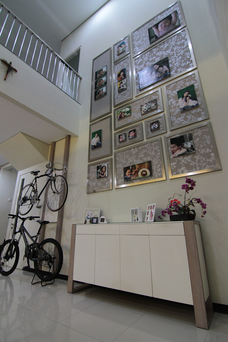 Rumah Tinggal Oleh Contheme Design Minimalis