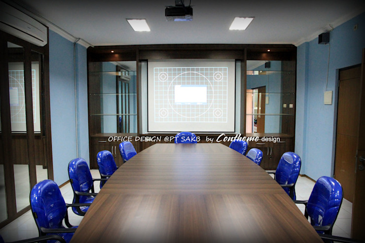 Office Oleh Contheme Design Minimalis