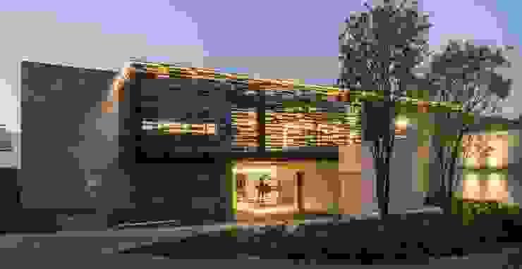 Front Facade by Nico Van Der Meulen Architects Modern