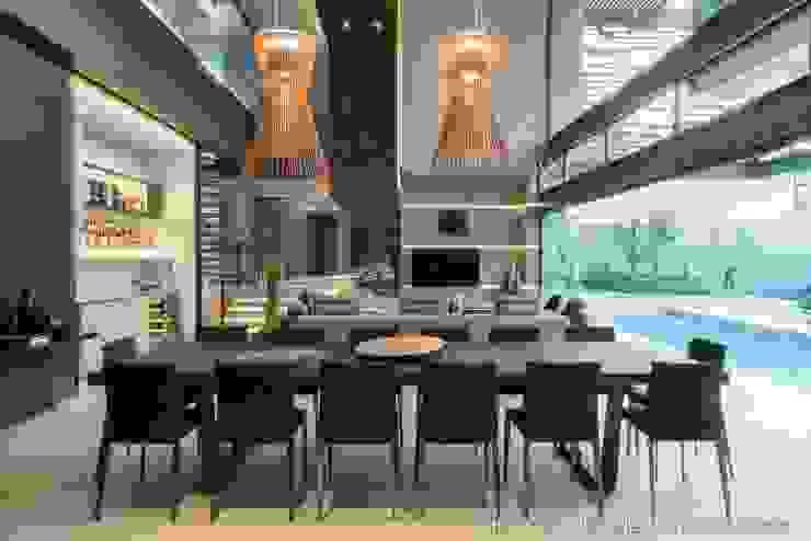 Dining Room Modern dining room by Nico Van Der Meulen Architects Modern