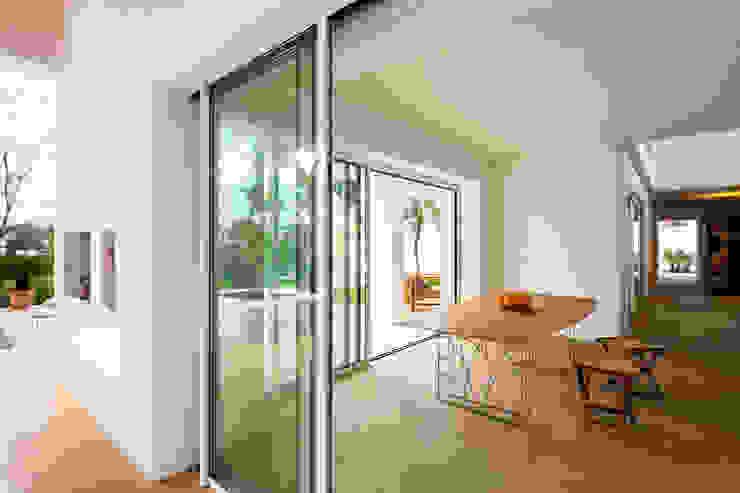 根據 Alejandro Giménez Architects 地中海風 木頭 Wood effect