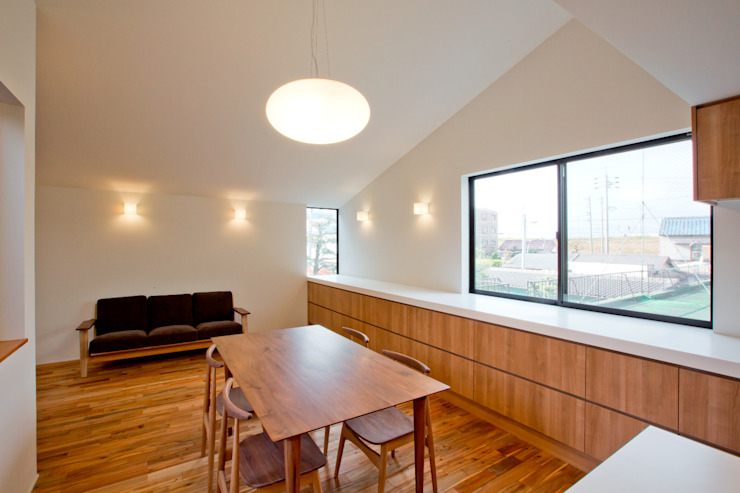福徳町の家 の 今井賢悟建築設計工房