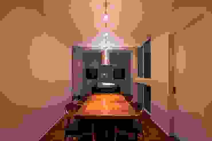 Moderne Esszimmer von 今井賢悟建築設計工房 Modern Holz-Kunststoff-Verbund