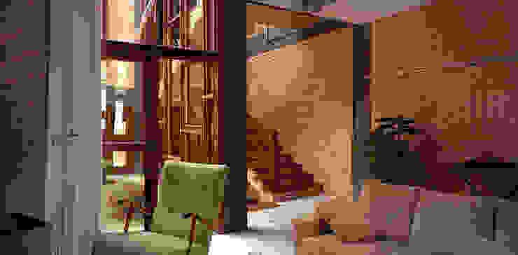 Ruang Keluarga by JMN arquitetura