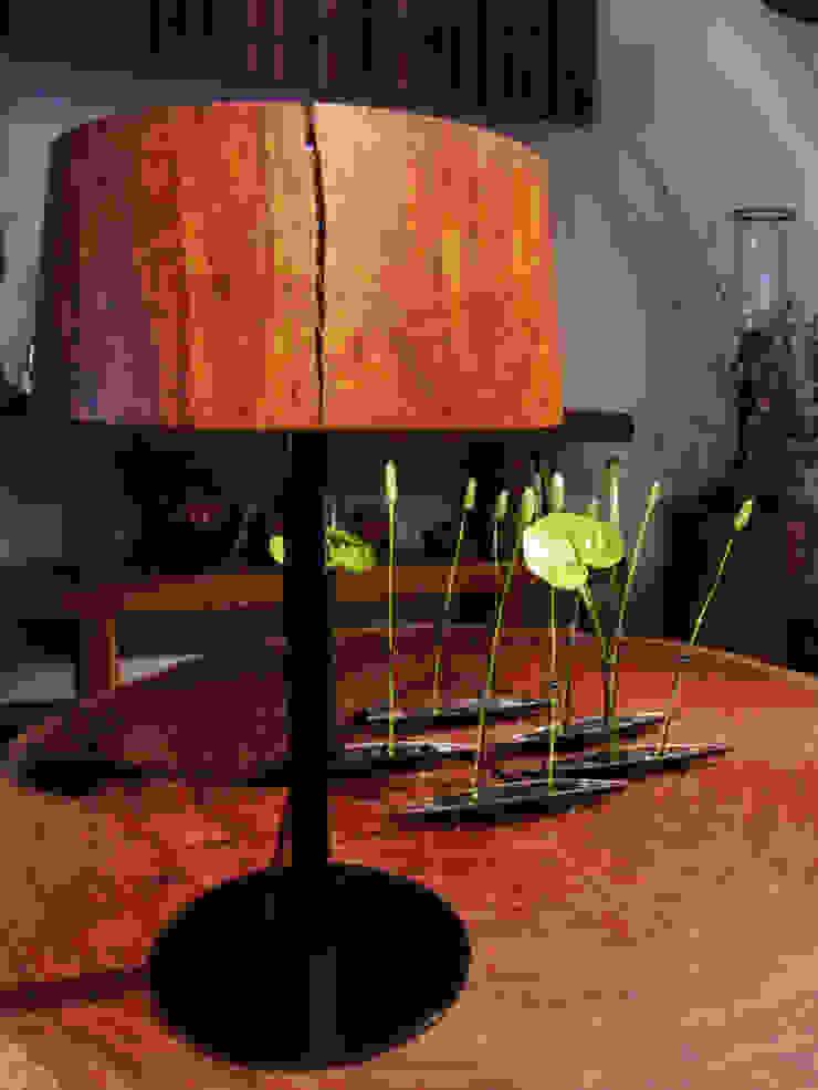 椅子燈-燈几: 現代  by 四一室內裝修有限公司, 現代風