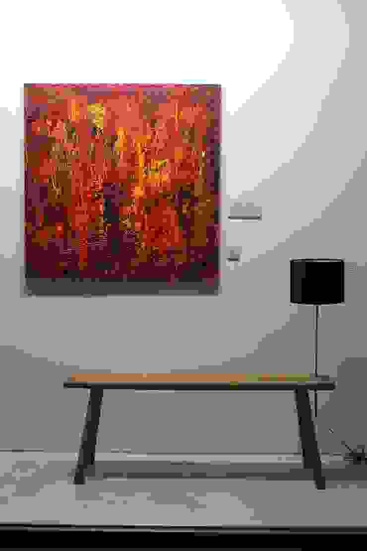 椅子燈-燈應啊: 現代  by 四一室內裝修有限公司, 現代風