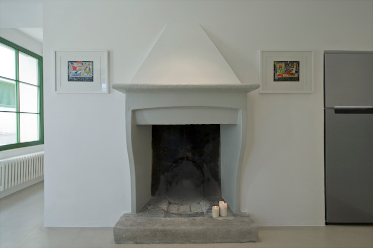 Nhà bếp phong cách hiện đại bởi Chantal Forzatti architetto Hiện đại