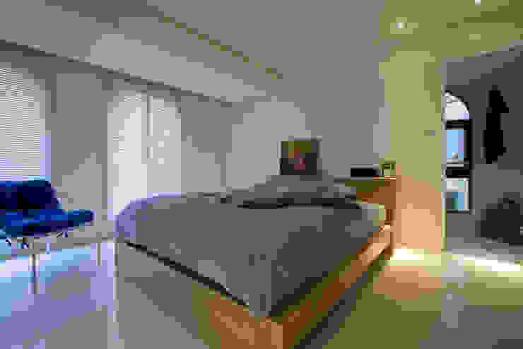 仁愛住宅 根據 齊禾設計有限公司 簡約風