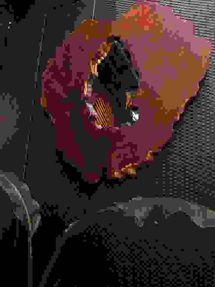 對映壁鏡: 現代  by 四一室內裝修有限公司, 現代風