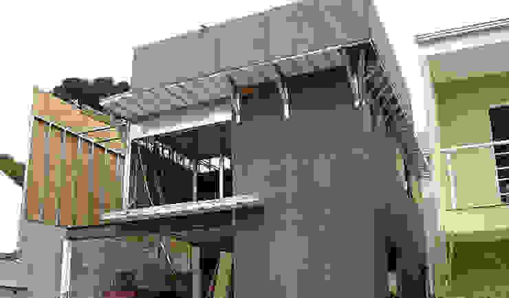 de Decorvisão | Sistemas de Remodelação e Construção LSF Moderno Hierro/Acero