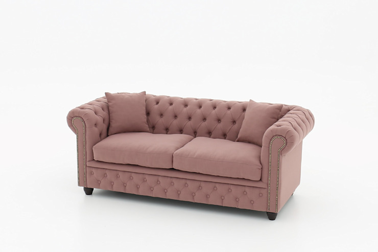 Chesterfield.com Living roomSofas & armchairs Pink