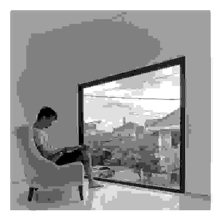 Library Window Pintu & Jendela Minimalis Oleh studiopapa Minimalis