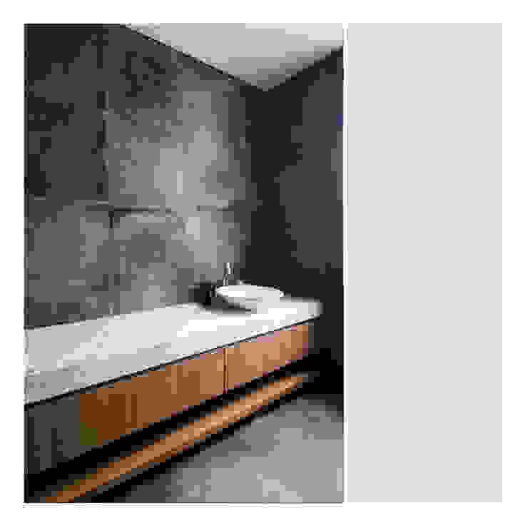 Master Bathroom Kamar Mandi Minimalis Oleh studiopapa Minimalis Kayu Wood effect