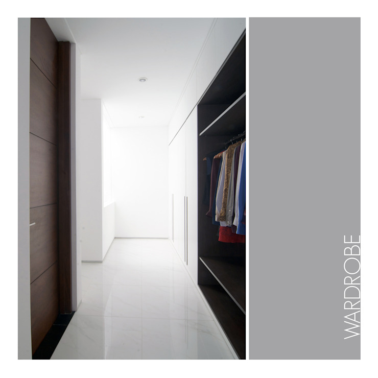 Wardrobe Ruang Ganti Minimalis Oleh studiopapa Minimalis Kayu Wood effect