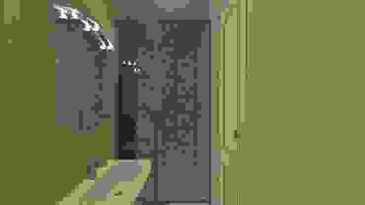 Bathrrom Modern bathroom by Sergio Nisticò Modern Tiles