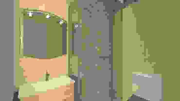 Bathroom Modern bathroom by Sergio Nisticò Modern Tiles