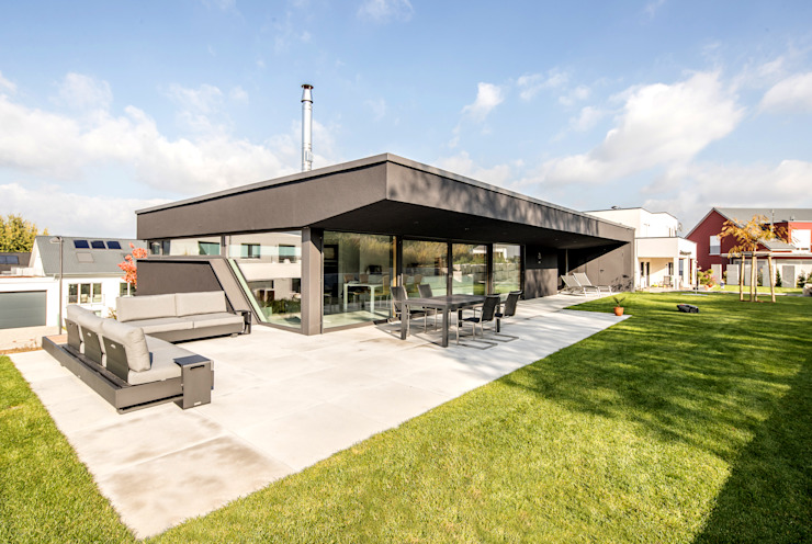 de Henecka Architekten Moderno
