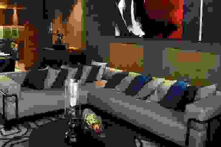 The LALU House 根據 POSAMO十邑設計 隨意取材風 木頭 Wood effect