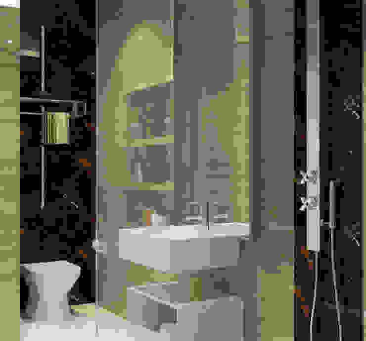 Kamar mandi Kamar Mandi Modern Oleh AIRE INTERIOR Modern Keramik