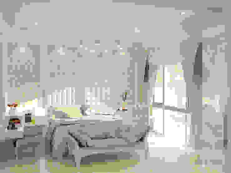 Master Bedroom Kamar Tidur Klasik Oleh AIRE INTERIOR Klasik